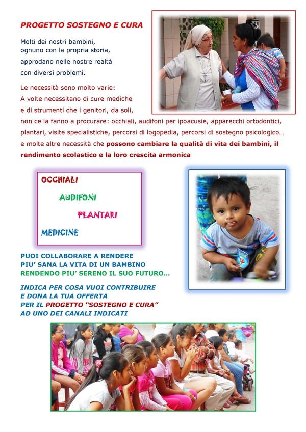 01. progetto sostegno e cura