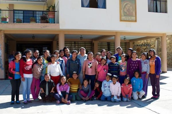 gruppo bambini Chuquibambilla1
