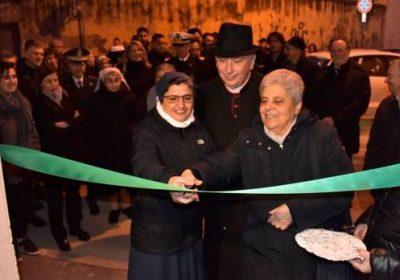 L'inaugurazione a Livorno (foto Novi)